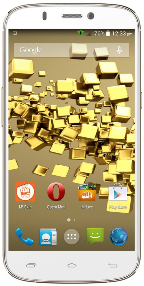 A300 Micromax Canvas Gold Review and Full Specifications
