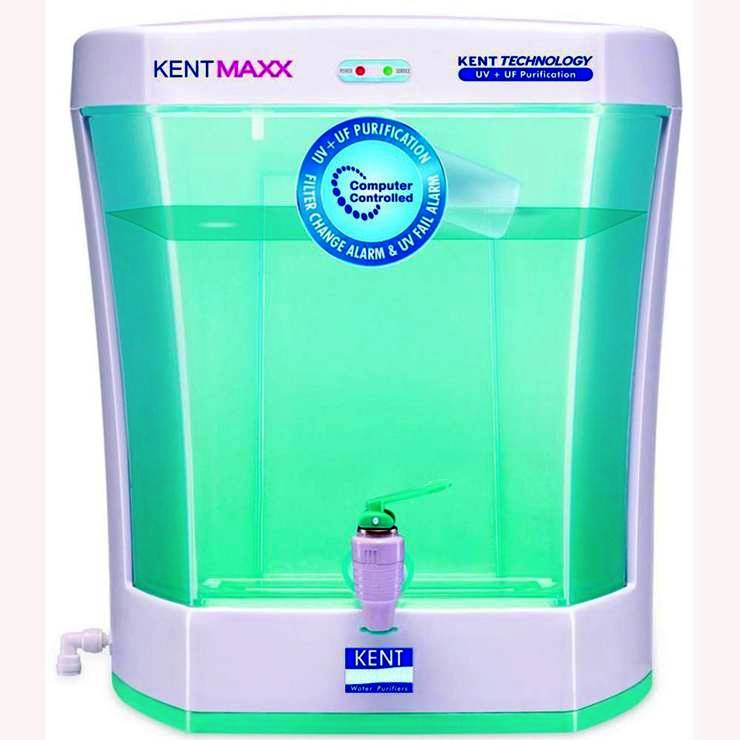 Kent Maxx 7-Litre UV Water Purifier Review and Specifications