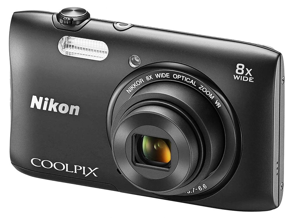 Nikon Coolpix S3600 Review Specifications Price in India