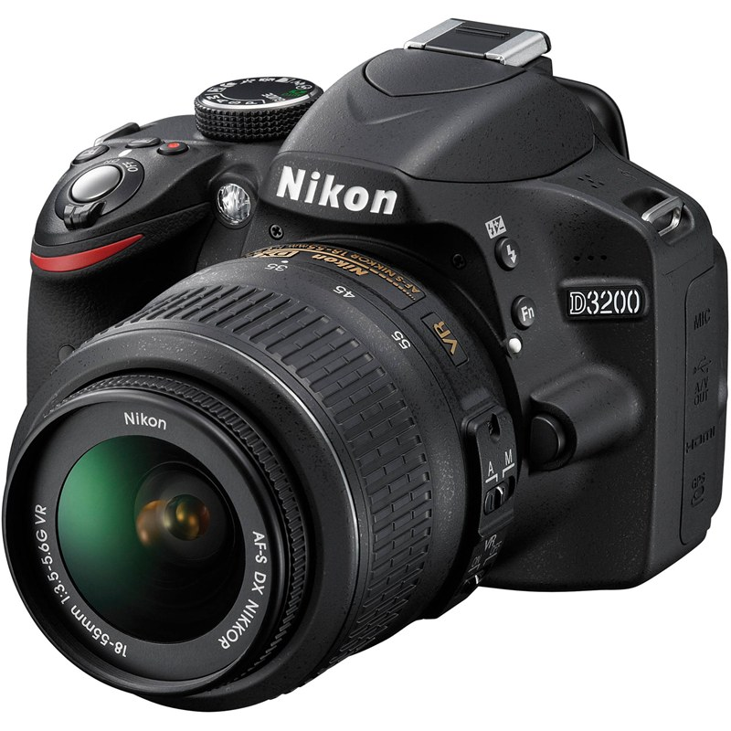 Nikon D3200 Review and Specifications