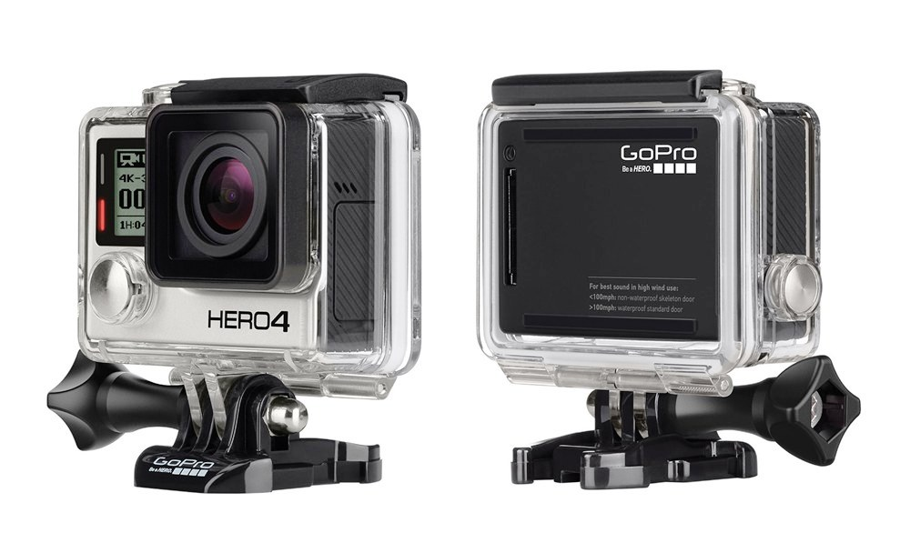 GoPro HERO 4 Black Review Specifications Price Online in India
