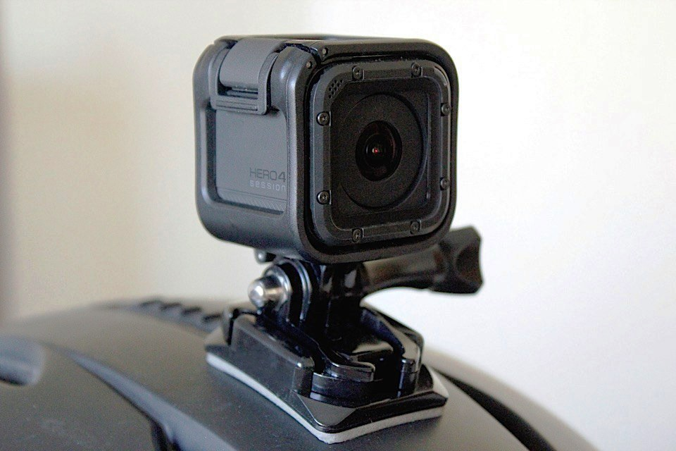 GoPro HERO 4 Session Review and Specifications