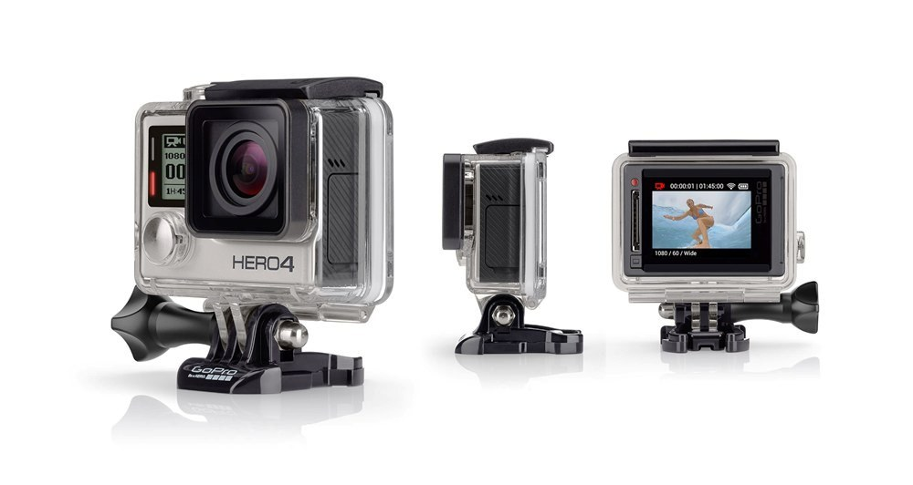 GoPro HERO4 Silver Review Specifications Price Online in India