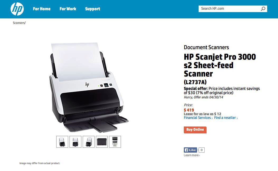 Heavy duty scanner for scanning all document types - Best document scanner for home office ...