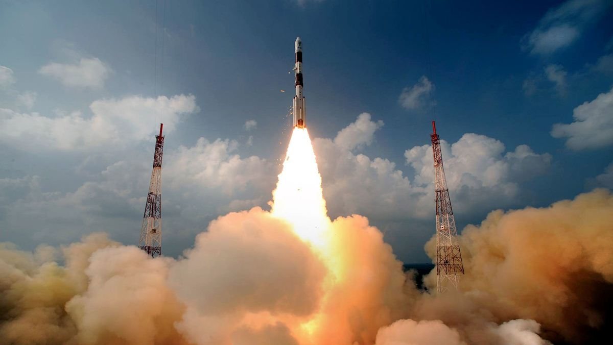 ISRO Launched NAVIK Navigational Satellites