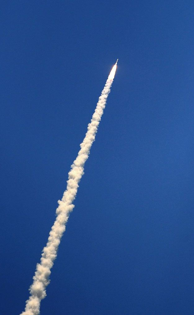 Seventh NAVIK Satellite Launch