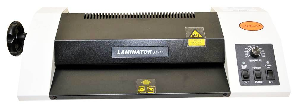 Excelam Laminator XL12 13 inch Lamination Machine