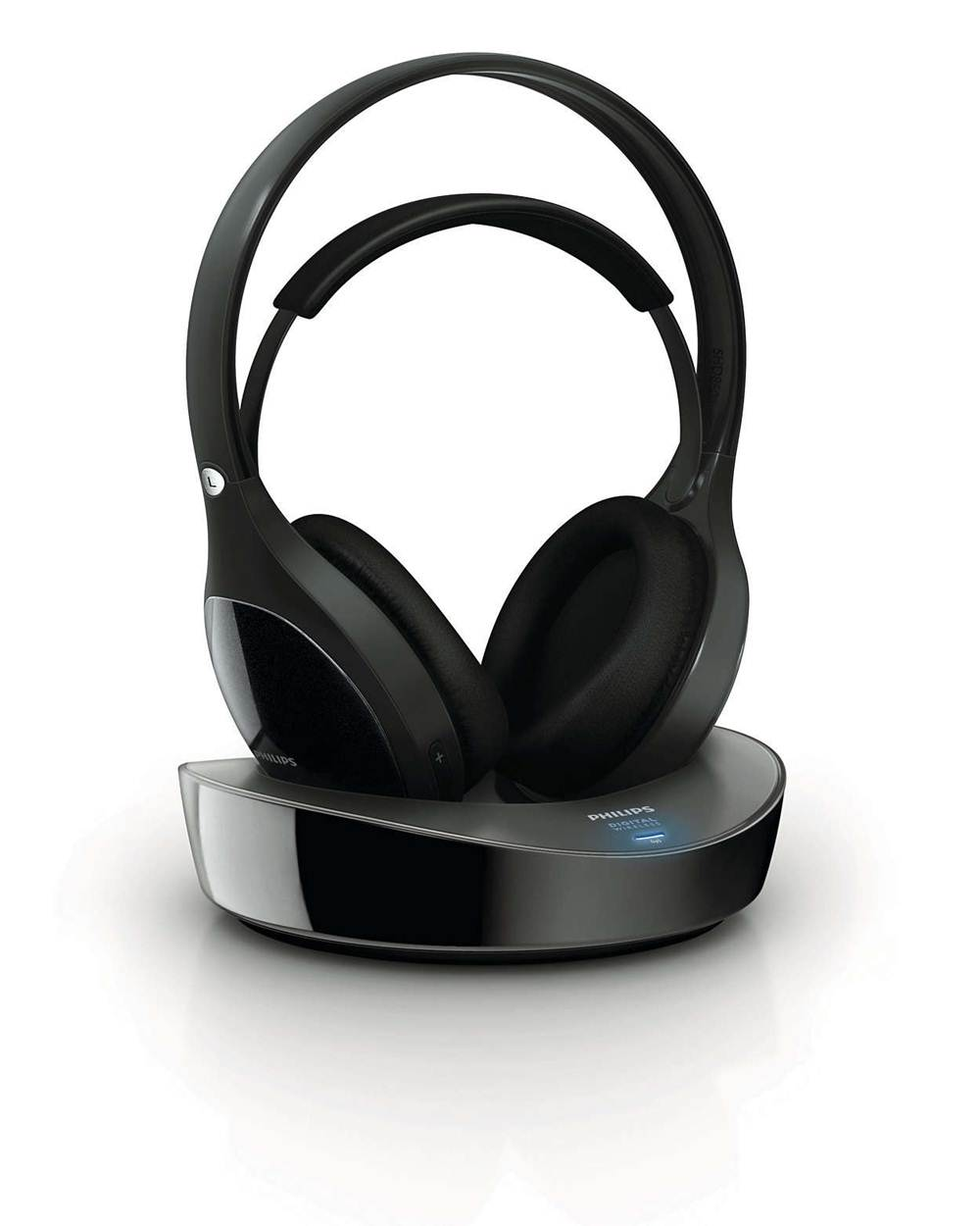 Philips SHD8600 Over Ear Wireless HiFi Headphones