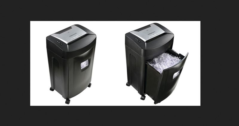Automatic Paper Cd Shredder For Office