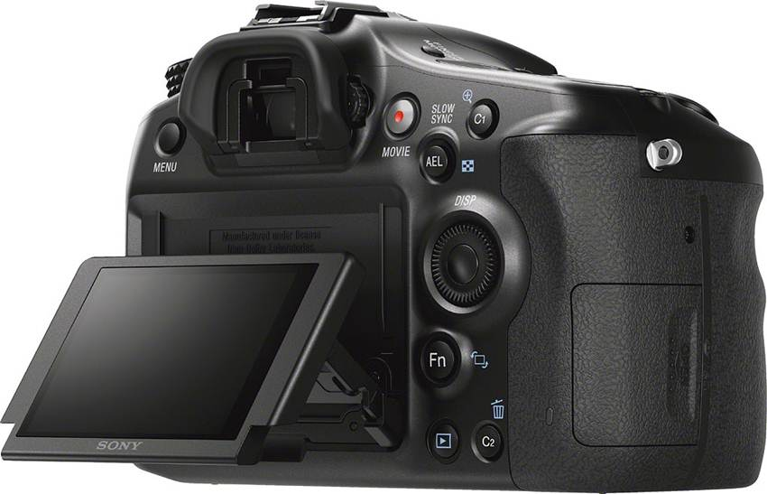 Sony Alpha 68 DSLR Camera in India