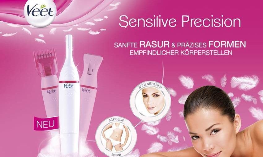 Veet Sensitive Touch Electric Trimmer in India