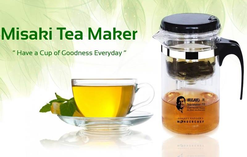 Wonderchef Misaki Tea Maker below 500 Rupees