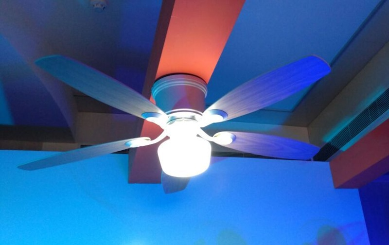Orient Fans Photos from Silent Ceiling Fan Aeroquiet Launch