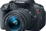 Canon Rebel T5i DSLR Camera in India