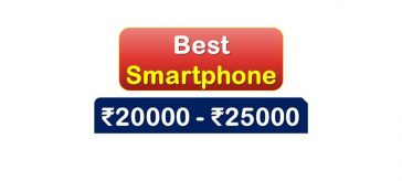 Best-Selling Smartphone under 25000 Rupees in India Market