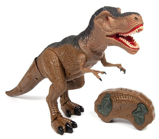 Walking Roaring RC Dinosaur The Best Birthday Gift Toy