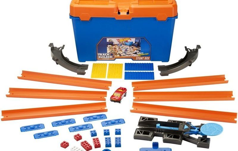 Hot Wheels Track Builder Box Review in India