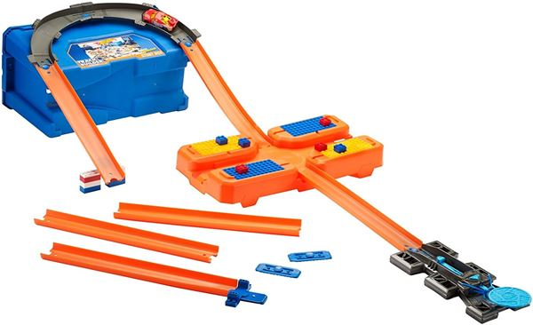 Hot Wheels Track Builder Box Develop Creative Skills