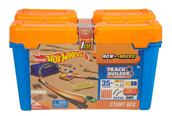 Hot Wheels Track Builder Box Review