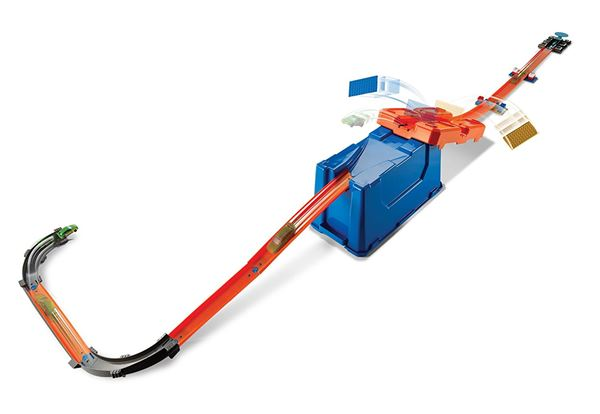Hot Wheels Track Builder Box Track One