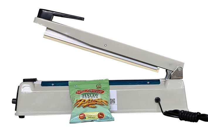 Zegel Heat Sealing Machine